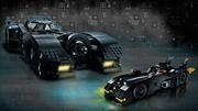 Conoce el Batimóvil de Tim Burton creado por LEGO