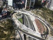Autopistas urbanas suben sus tarifas