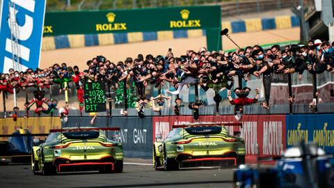 Aston Martin abandona las carreras de resistencia