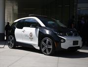 La Policía de Los Ángeles ahora tiene un BMW i3 como patrullero