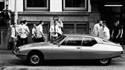 """Salón Retromobile: Citroen festeja a sus """"cincuentones"""" GS y SM"""