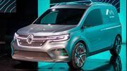 Renault Kangoo Z.E. Concept, el futuro de los autos comerciales