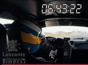 McLaren P1 LM bajó del cielo al NIO EP9 en Nürburgring