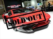 Lamborghini Aventador LP 750-4 SV: ¡Agotado!
