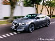 Nissan Maxima 2016: Prueba de manejo