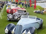 Estos son los autos ganadores de Pebble Beach 2017