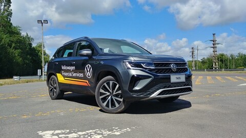 VW Taos: primer contacto de manejo en Argentina
