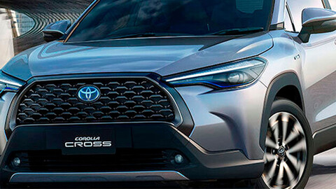 Toyota Corolla Cross llega en marzo