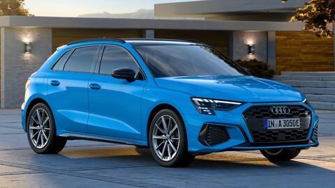 Audi A3 Sportback, otro más que se suma a los anillos híbridos