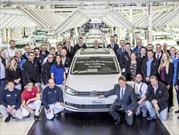 Volkswagen ya produjo 43 millones de vehículos en Wolfsburg
