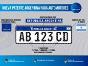 La nueva patente del Mercosur ya es oficial