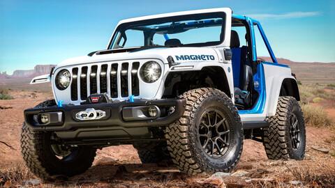 Jeep lanzará su primer modelo 100% eléctrico en 2023