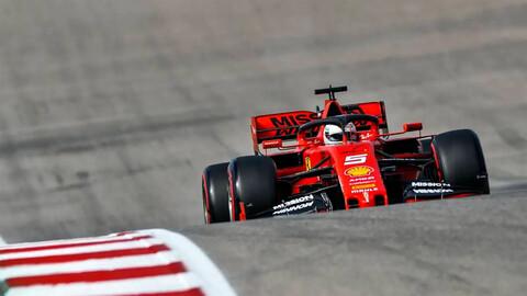 F1 2021 Guía del GP de Estados Unidos