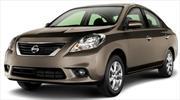 Nissan Versa Sedán obtiene reconocimiento Top Safety Pick