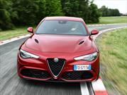 Alfa Romeo Giulia Quadrifoglio es el sedán más rápido de Nürburgring