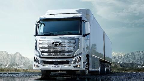 Hyundai lanza su primer camión impulsado por hidrógeno