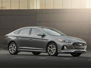 Hyundai Sonata Hybrid y Plug-in Hybrid 2018, mejoran en desempeño y equipamiento