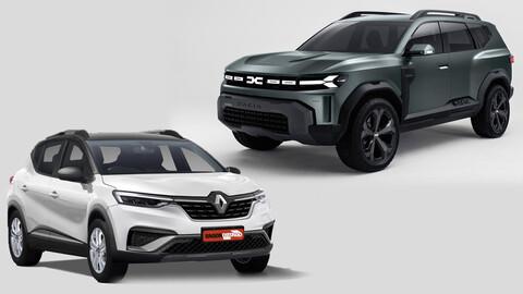 Renault apuesta en Latinoamérica por los SUV