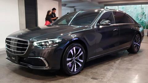 Mercedes-Benz Clase S 2021 llega a México, tecnología de punta que redefine la sofisticación
