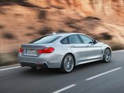BMW Serie 4 Gran Coupé 2015 llega a México desde $729,900 pesos