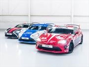 Ediciones especiales del Toyota GT86 para honrar el pasado en LeMans