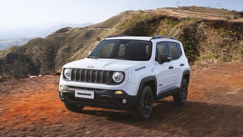 Jeep lanza un Renegade más accesible, pero no vendrá a Chile