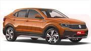 VW T-Sport ¿Será así el proyecto que están desarrollando en Brasil?