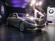 Mercedes-Maybach S600 2015 ¡Un portento de lujo!