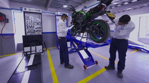 Bajaj fortalece la oferta de mantenimiento especializado para motos en Bogotá
