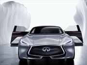 Infiniti Q80 Inspiration Concept debuta en París