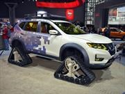 Nissan Rogue Trail Warrior Project, oruga al estilo japonés