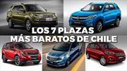 Estos son los autos para 7 pasajeros más accesibles en Chile