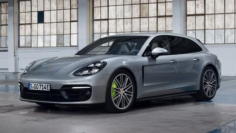 Porsche Panamera Turbo S E-Hybrid 2021 con 700 hp