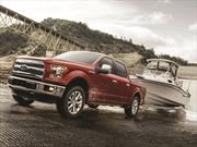 Ford F150 es galardonada con el premio Kelley Blue Book Award