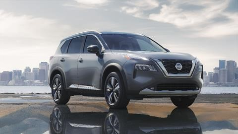 Nissan X-Trail 2021 se presenta