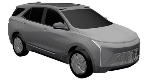 Chevrolet Equinox eléctrico está en camino
