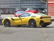 Ferrari F12 GTO, primeras imágenes