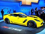 Chevrolet Corvette Z06 2015: Estreno oficial