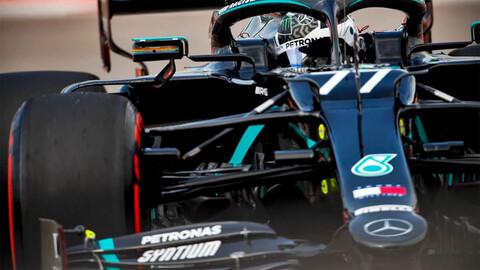 F1 2020:  Bottas aprovecha los regalos de Hamilton en Rusia