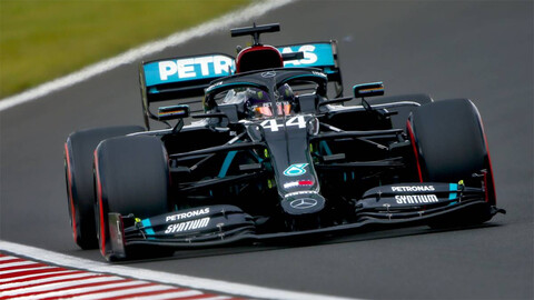 F1 GP de Hungría 2020: Lewis Hamilton gana, Vestappen se luce