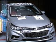 Chevrolet Cruze a prueba por LatinNCAP
