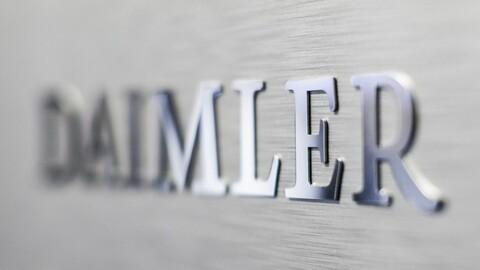 Dieselgate: Daimler tendrá que pagar más de USD 2.000 millones