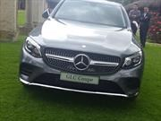 Mercedes-Benz GLC Coupé ya está en Colombia desde $204´900.000