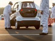 Honda presenta al pequeño MC-β