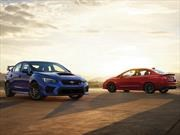 Subaru WRX y WRX STI 2018: Precios y versiones
