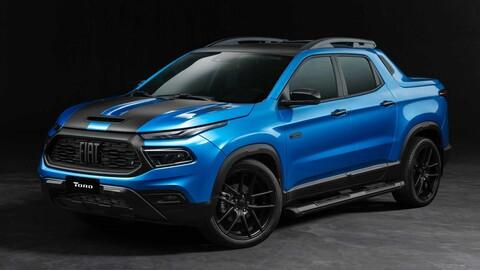 Nueva FIAT Toro 2022 por Mopar: La pick-up se llena de deportividad