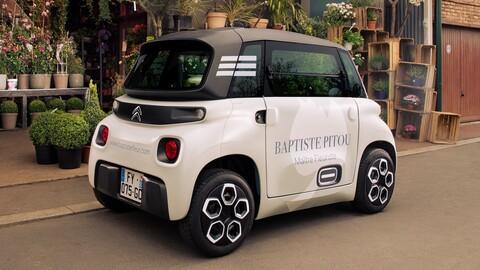 Este pequeño auto eléctrico es la solución perfecta para la entrega de paquetes en grandes ciudades