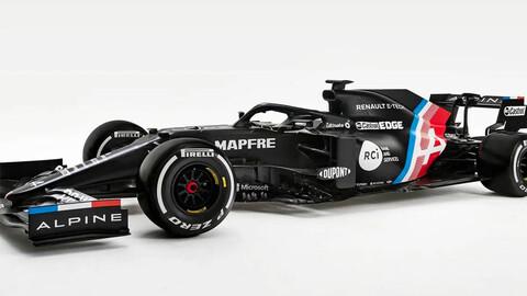 F1 2021: Alpine hace el primer estreno de la temporada