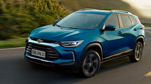 Chevrolet Tracker 2021 confirma motor 1.2 turbo para México