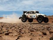 DunBee, el Beetle que compite en el Rally Dakar 2015